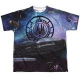Youth: Battle Star Galactica- Desperate Odessy T-Shirt