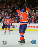 Connor McDavid Rexall Place Final Game- April 6, 2016 Photo