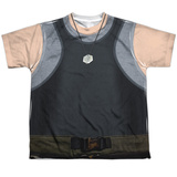 Youth: Battle Star Galactica- Tank Top Costume Tee T-Shirt