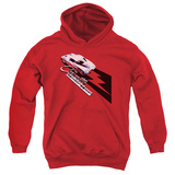 Youth Hoodie: Chevy- Corvette Sting Ray Pullover Hoodie