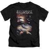 Juvenile: Battle Star Galactica- Cylon Attack T-shirts