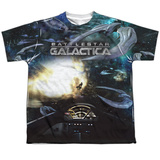 Youth: Battle Star Galactica- Viper Cockpit T-Shirt