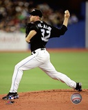 Roy Halladay 2009 Action Photo