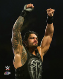 Roman Reigns 2015 Action Photo