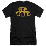 Pontiac- Judge Logo (Slim Fit) T-Shirt