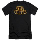 Pontiac- Judge Logo (Slim Fit) T-Shirt