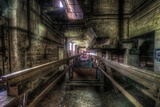 Haunted Interior Photographic Print by Nathan Wright