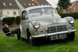 Morris Minor Photographic Print by Tim Kahane