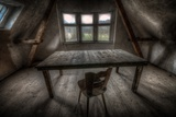 Haunted Interior Room Photographic Print by Nathan Wright
