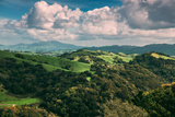 Facing East From Oakland Hills, Mount Diablo, Northern California Photographic Print by Vincent James