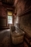 Haunted Interior Bathroom Photographic Print by Nathan Wright