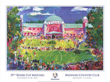 39th Ryder Cup, Medinah Prints by LeRoy Neiman