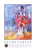 Secretariat Posters by LeRoy Neiman