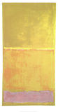 Untitled 16 Affischer av Mark Rothko