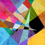 Bright Abstract Background Prints by  tanor27