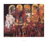 Metropolitan Opera Samletrykk av LeRoy Neiman