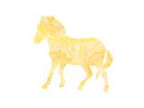 Pony Sztuka autor Peach & Gold