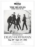 Jumping in Liverpool's Sefton Park Samlertryk af Dezo Hoffman
