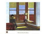 Chambre à Brooklyn, 1932 Reproduction pour collectionneur par Edward Hopper