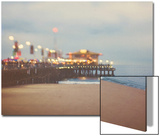 A Pier in Summer in USA Prints by Myan Soffia