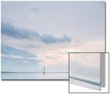 David Baker - Winter Seascape Obrazy
