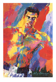 Ali Poster by LeRoy Neiman