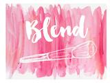 Blend Plakaty autor Peach & Gold