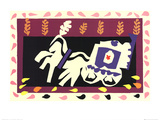 Jazz (1945) Posters par Henri Matisse