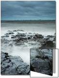 Long Exposure Sea View Poster by Craig Roberts