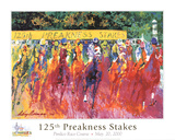 The Preakness Stakes Posters by LeRoy Neiman