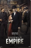 Boardwalk Empire – Season 2 Stretched Canvas Print