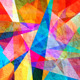 Colorful Abstract Background Posters by  tanor27