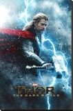 Thor 2  (Teaser) Stretched Canvas Print