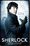 Sherlock Stretched Canvas Print