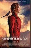 The Hunger Games- Mockingjay Part 2 Stretched Canvas Print