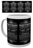 Supernatural Family Business Mug Mug