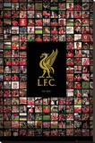 Liverpool - Compilation Stretched Canvas Print
