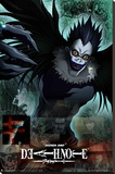 Deathnote- Ryuk Stretched Canvas Print