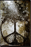 David Wolcott Wilhelm (Tree of Peace) Stretched Canvas Print by David Wolcott Wilhelm