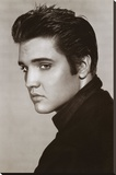 Elvis Presley Stretched Canvas Print