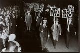 We Want Beer Prohibition Photo Poster Stretched Canvas Print