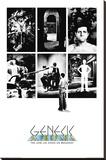 Genesis- Lamb Lies Down - Şasili Gerilmiş Tuvale Reprodüksiyon