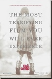Evil Dead - Terrifying 2013 Movie Poster Stretched Canvas Print