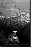 Rio de Janeiro Stretched Canvas Print