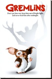 Gremlins Stretched Canvas Print