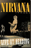 Nirvana- Logo Stretched Canvas Print