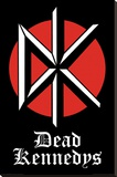 Dead Kennedys Stretched Canvas Print