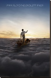 Pink Floyd- Endless River Poster Stretched Canvas Print