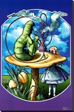 Alice Stretched Canvas Print