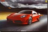 Ferrari - F430 Scuderia Stretched Canvas Print